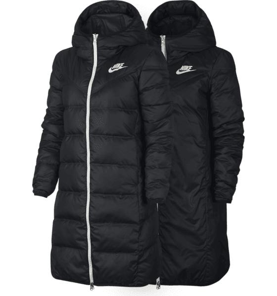 Nike W Nsw Dwn Fill Prka Untuvatakit BLACK/BLACK/SAIL (Sizes: S)