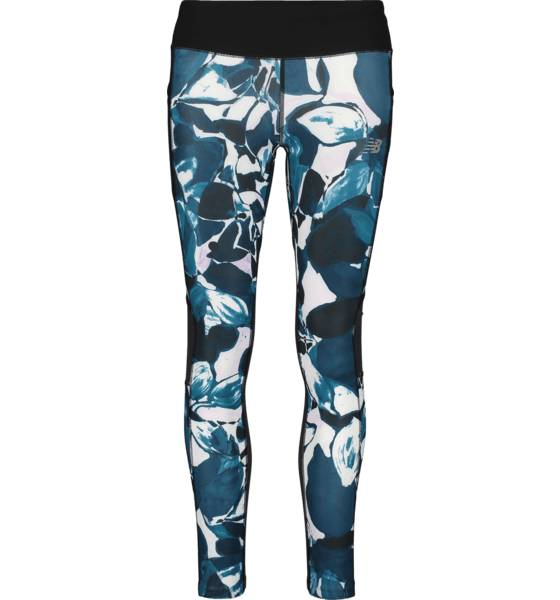 Image of New Balance W Printed Tight Juoksuvaatteet NORTHSEA (Sizes: XS)
