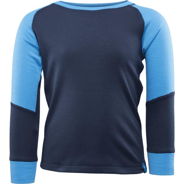 Image of Everest K Underwear Shirt Lasketteluvaatteet DARK NAVY/BLUE (Sizes: 86-92)
