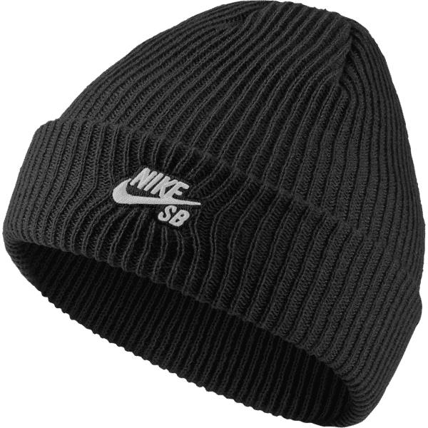 Nike Sb U Fisherman Cap Lasketteluvaatteet BLACK/WHITE (Sizes: One size)
