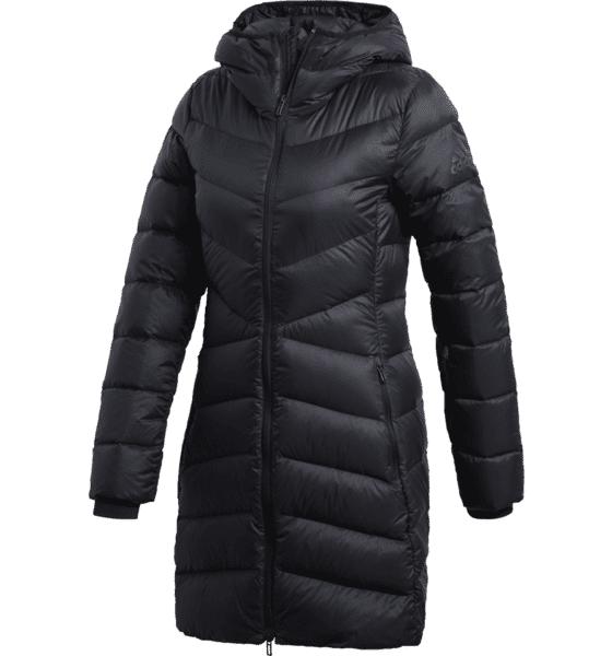 Adidas W W Cw Nuvic Jkt Untuvatakit BLACK (Sizes: M)