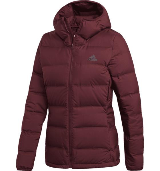 Adidas W Helionic Ho Jacket Untuvatakit MAROON (Sizes: L)