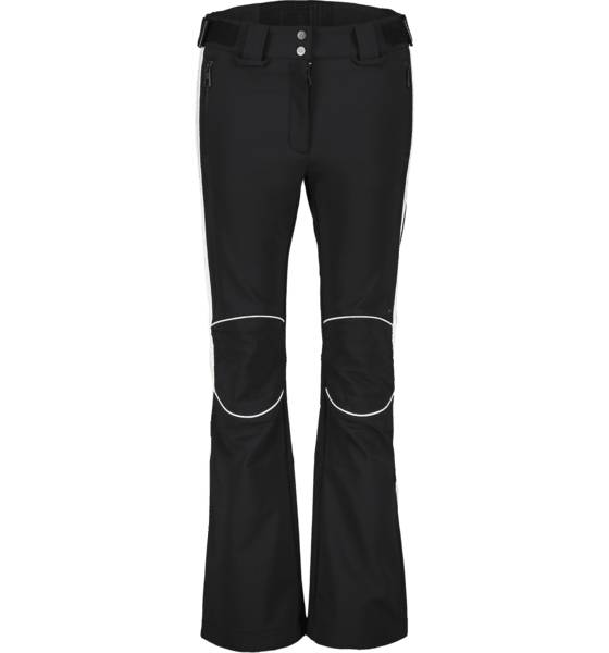 J Lindeberg W Stanford Stripe Pant Jl Soft Shell Lasketteluvaatteet BLACK (Sizes: L)