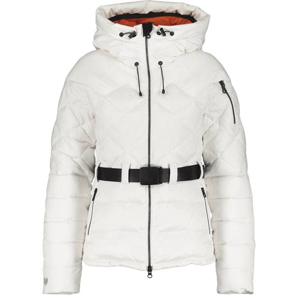 Mountain Works W Foxy Hybrid Down Jacket Untuvatakit WHITE (Sizes: L)
