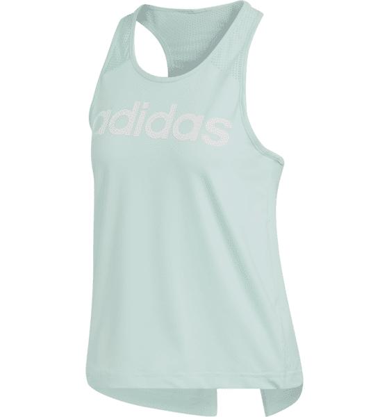 Image of Adidas W D2m Logo Tank Treenivaatteet CLEAR MINT (Sizes: XS)