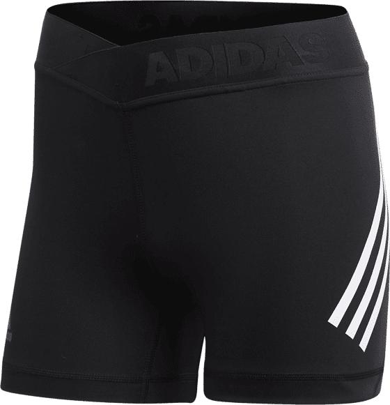 Adidas W Ask Spr St 3s Treenishortsit BLACK (Sizes: M)