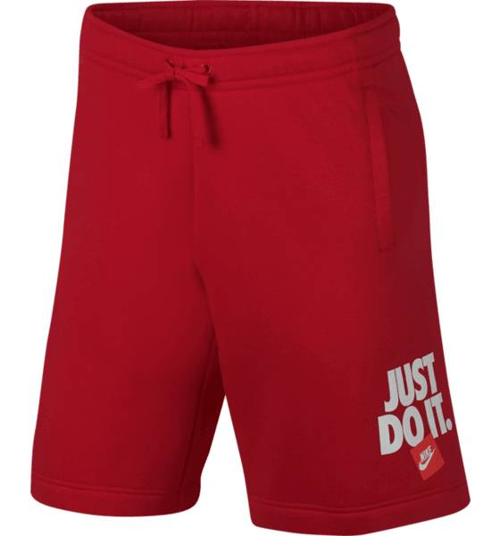 Image of Nike M Nsw Jdi Short Vapaa-ajan shortsit UNIVERSITY RED (Sizes: S)