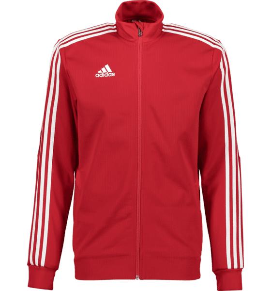 Image of Adidas Tiro 19 Trg Jkt Y Treenivaatteet RED/WHITE (Sizes: 140)