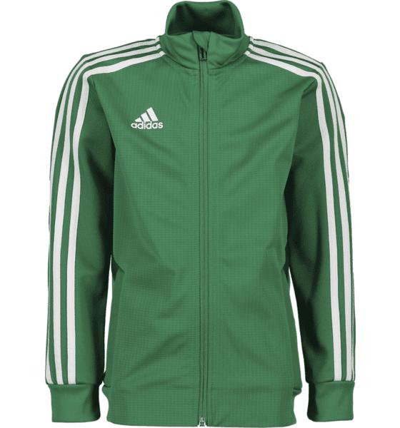 Image of Adidas Tiro 19 Trg Jkt Y Treenivaatteet GREEN/WHITE (Sizes: 152)