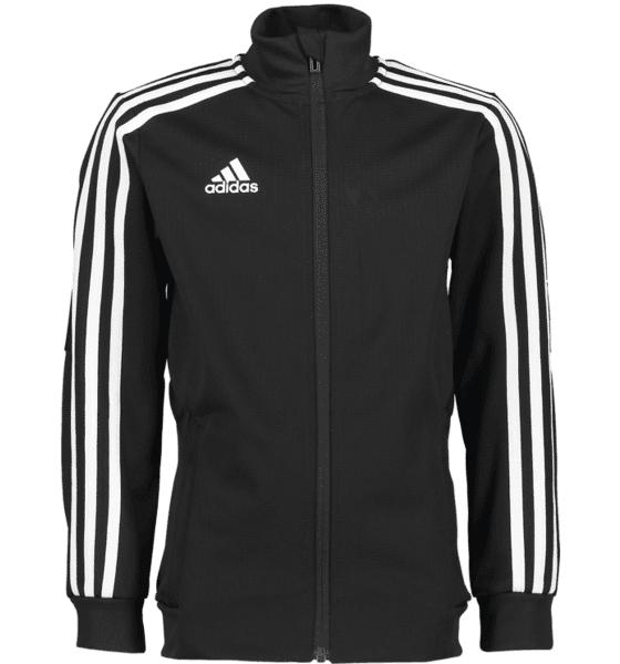 Image of Adidas Tiro 19 Trg Jkt Y Treenivaatteet BLACK/WHITE (Sizes: 176)