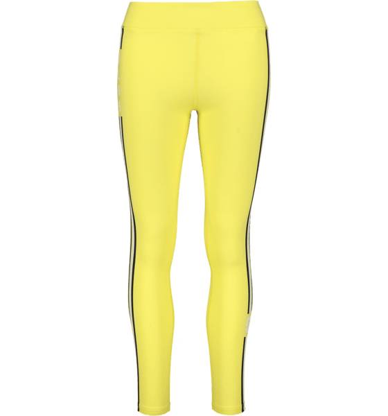 J Lindeberg W Elaina Compression Poly Treenivaatteet BUTTER YELLOW (Sizes: L)