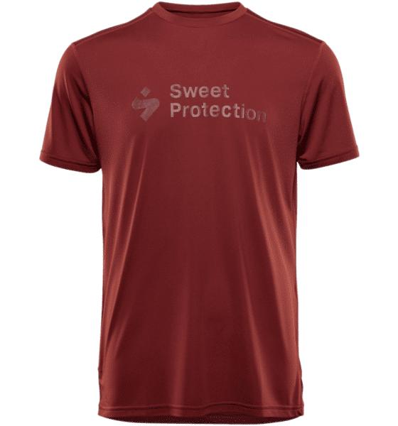 Image of Sweet Protection M Hunter Ss Jsy Pyöräilyvaatteet EARTH RED (Sizes: S)
