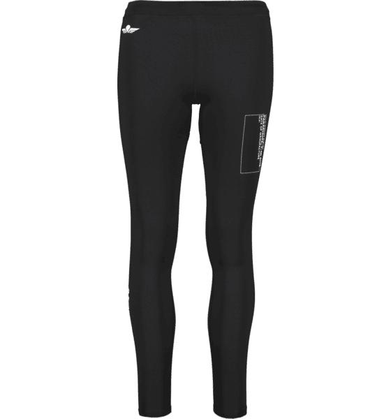 Newline W Black Tights Juoksuvaatteet BLACK (Sizes: S)