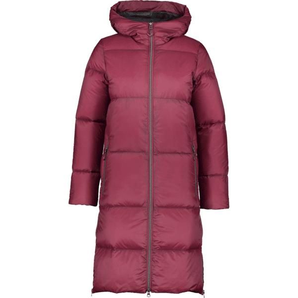 Image of Cross Sportswear W Light Down Coat Untuvatakit RUMBA RED (Sizes: S)