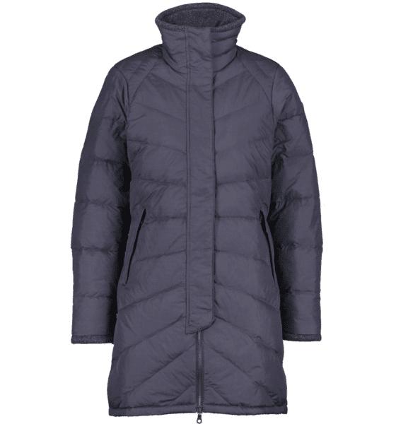Bergans W Oslo Down Light W Coat Untuvatakit DARK NAVY MELANGE (Sizes: L)