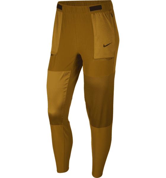 Nike W Nk Pant 7_8 Rebel Juoksuvaatteet BURNT SIENNA/BLACK (Sizes: M)