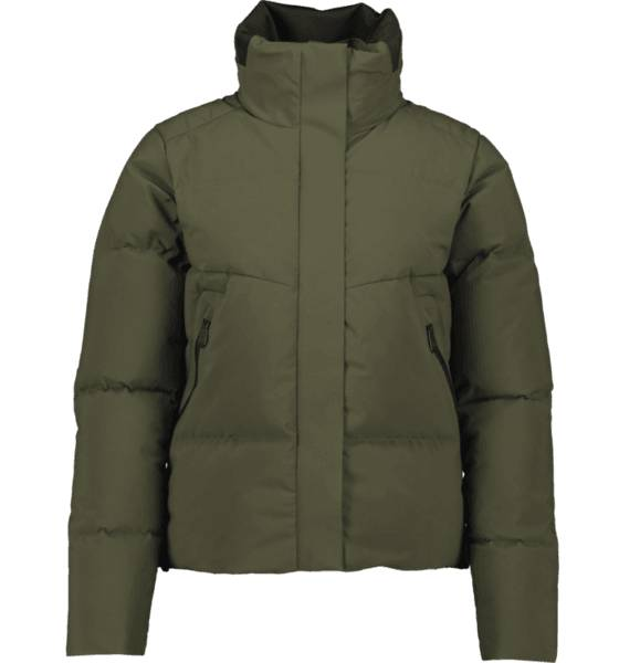 Sail Racing W Race Down Short Jacket Untuvatakit FOREST GREEN (Sizes: M)