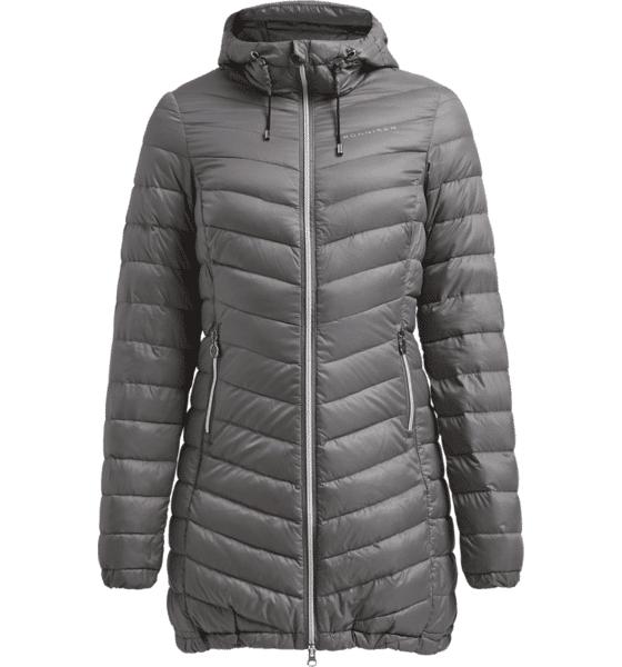 Röhnisch W Light Down Long Jacket Untuvatakit DARK GREIGE (Sizes: S)