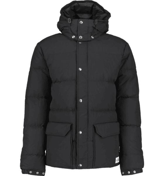 The North Face M Down Sierra 3.0 Jacket Untuvatakit TNF BLACK (Sizes: L)