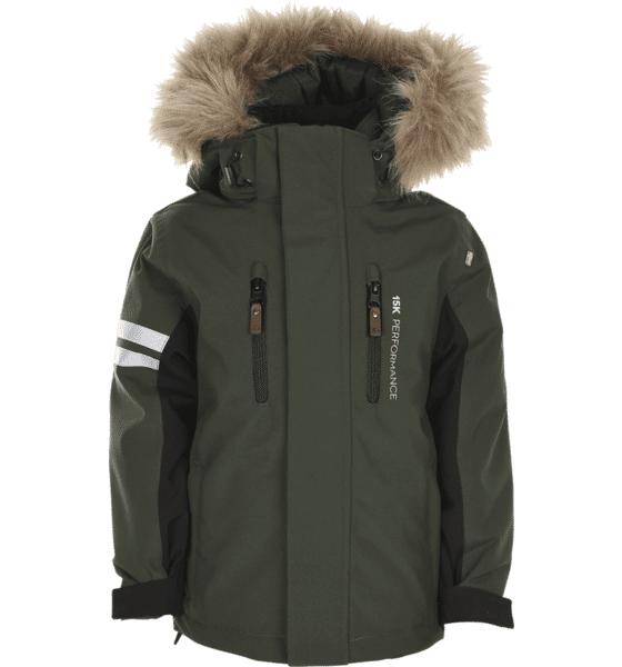 Lindberg K Colden Jacket Talvitakit GREEN (Sizes: 110)