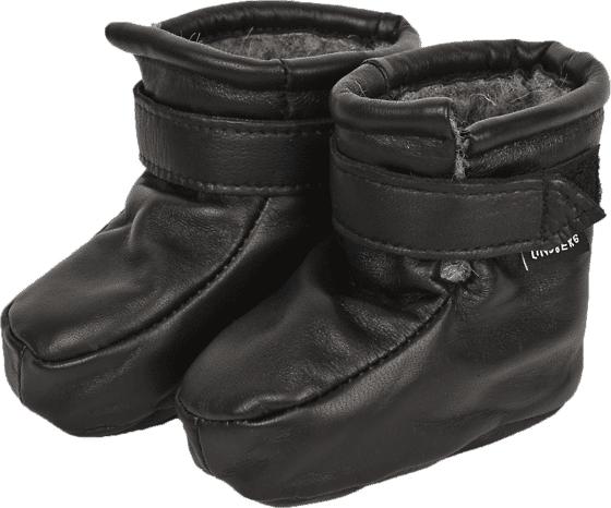 Lindberg K Tossa Wool Puuvillasukat BLACK (Sizes: 19-20)