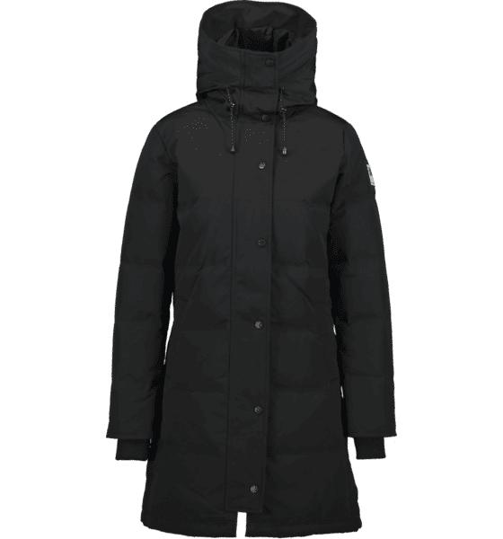 Svea W Ida Jacket Untuvatakit BLACK (Sizes: XS)