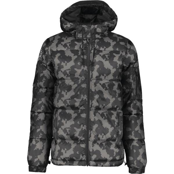 D. Brand M Igloo Jkt Untuvatakit BLACK CAMO (Sizes: L)