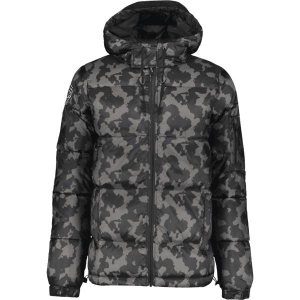 D. Brand M Igloo Jkt Untuvatakit BLACK CAMO (Sizes: M)