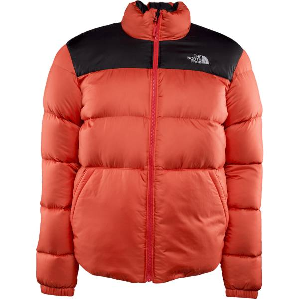 Image of The North Face M Nuptse Iii Jkt Untuvatakit RAGE RED/TNF BLACK (Sizes: L)