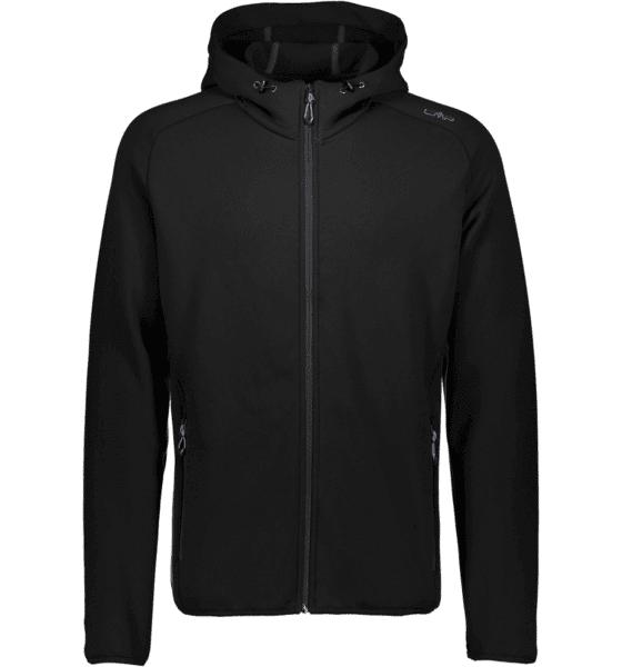 Cmp M Stretch Zip Hood Lasketteluvaatteet NERO (Sizes: 54)