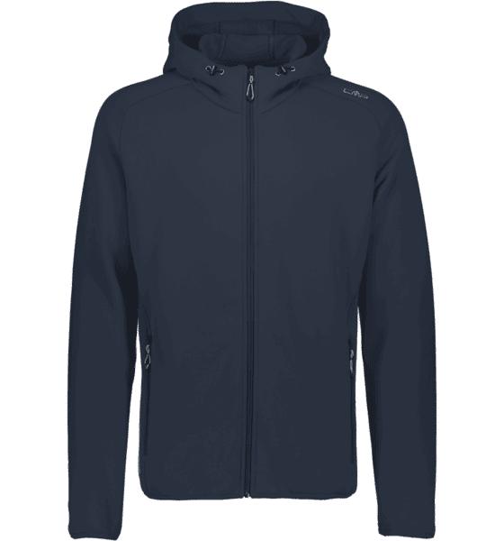 Cmp M Stretch Zip Hood Lasketteluvaatteet B BLUE (Sizes: 50)