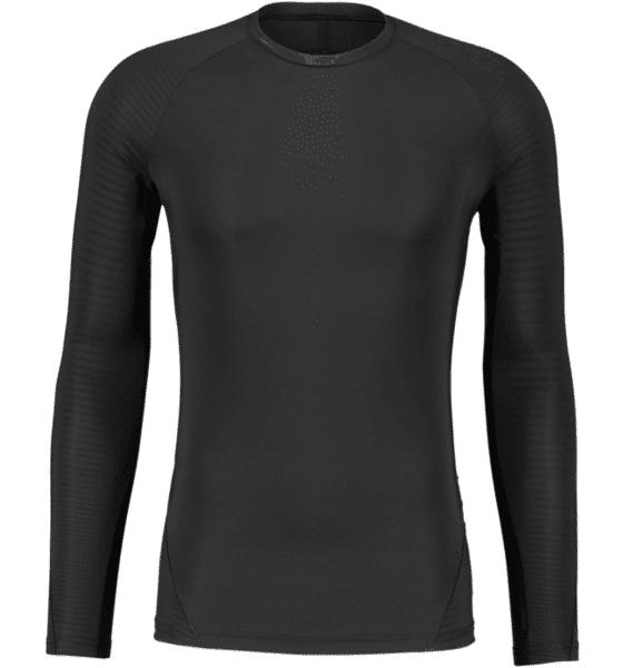 Adidas M Ask Tec Tee Ls Treenivaatteet BLACK (Sizes: S)