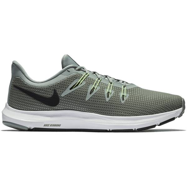 Nike M Quest Juoksukengät MICA GREEN/BLACK (Sizes: US 10)