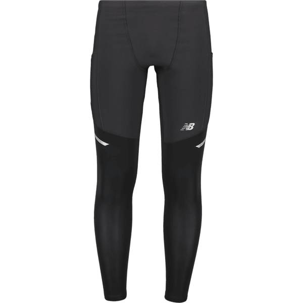 New Balance M Nb Heat Tight Juoksuvaatteet BLACK (Sizes: XL)