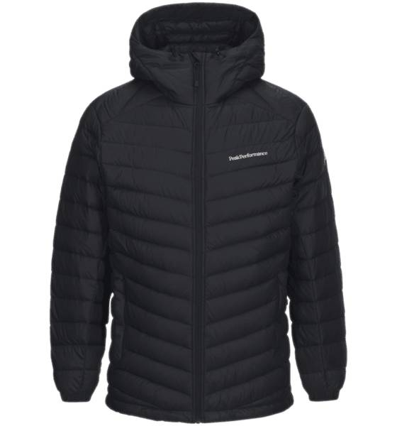 Peak Performance M Frost Down Hood Untuvatakit BLACK (Sizes: M)