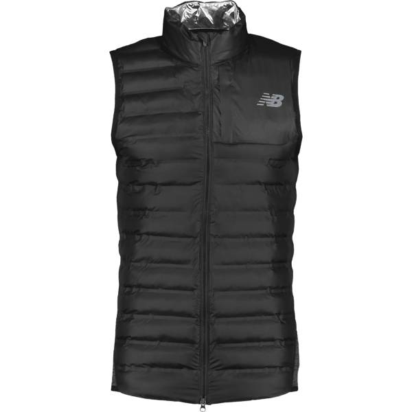 New Balance M Radianheat Vest Juoksuvaatteet BLACK (Sizes: M)
