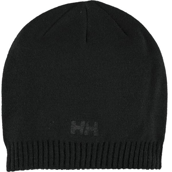Helly Hansen Brand Beanie Retkeilyvaatteet BLACK (Sizes: One size)