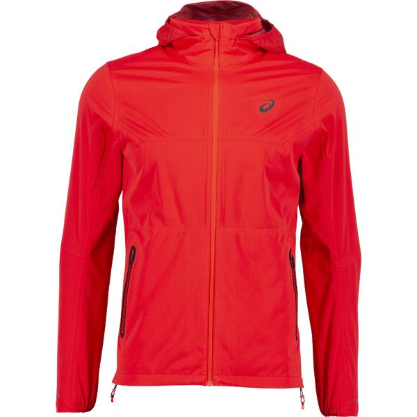 Image of Asics M System Jacket Fi Juoksuvaatteet RED ALERT (Sizes: S)