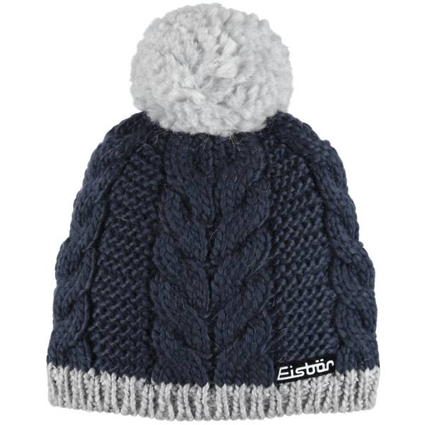 Eisbär Kiana Pompon Retkeilyvaatteet LIGHTGREY/ DARK CO (Sizes: One size)