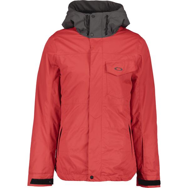 Image of Oakley M Division 10k Bzi Jacket Lasketteluvaatteet RED LINE (Sizes: M)