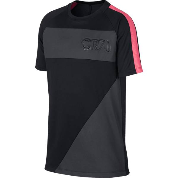 Nike Nk D Acd Top Cr7 J Jalkapallovaatteet BLK/ANT/HOT PUNCH (Sizes: M)