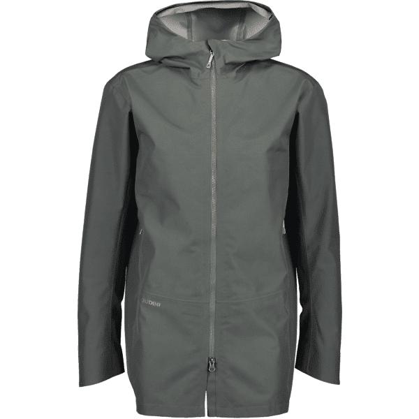 Houdini M Sherlock Coat Retkeilyvaatteet DEEPER GREEN (Sizes: XL)