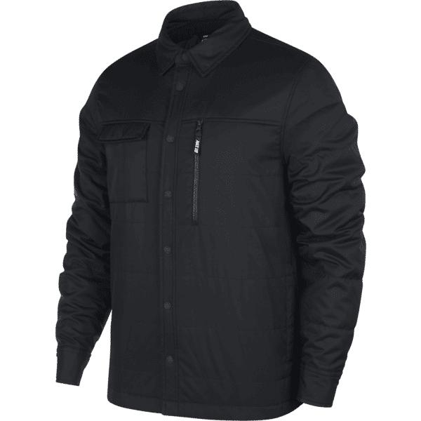 Nike M Sb Top Ls Hlgte Wntrzd Syystakit BLACK/BLACK (Sizes: L)