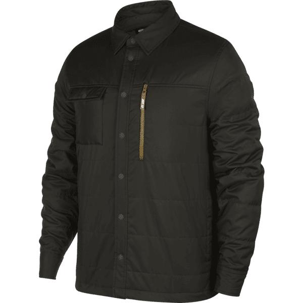 Nike M Sb Top Ls Hlgte Wntrzd Syystakit SEQUOIA/BLACK (Sizes: L)