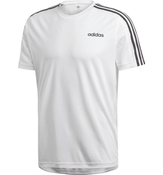 Image of Adidas M D2m Tee 3s Treenivaatteet WHITE (Sizes: S)