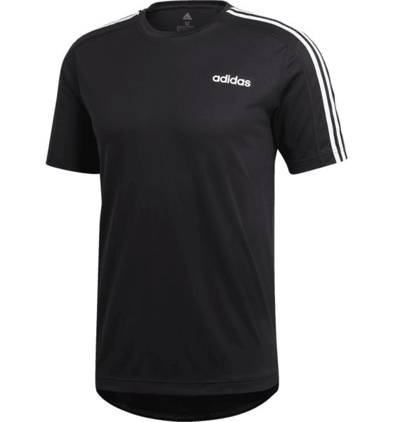 Image of Adidas M D2m Tee 3s Treenivaatteet BLACK (Sizes: M)