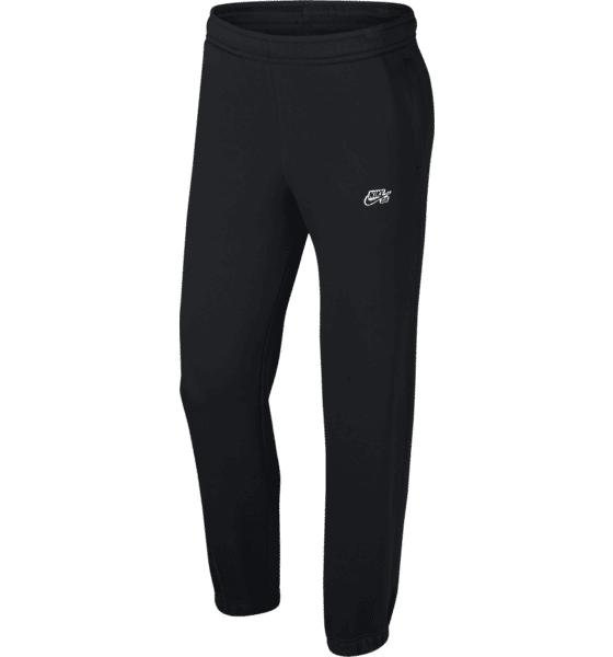 Nike Sb M Sb Pant Icon Flc Collegehousut BLACK (Sizes: S)
