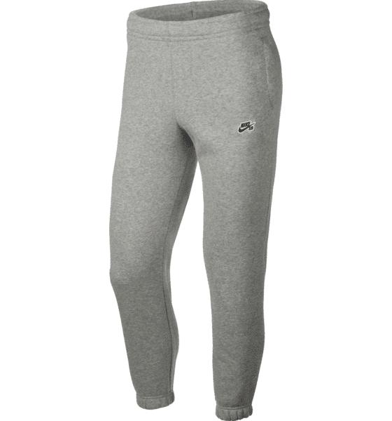 Nike Sb M Sb Pant Icon Flc Collegehousut DARK GREY (Sizes: L)