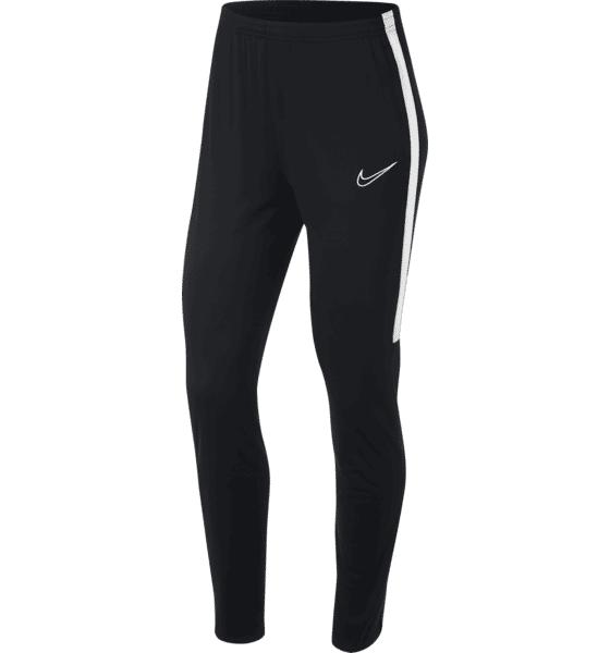 Nike W Nk Academy Pant Jalkapallovaatteet BLACK/WHITE (Sizes: XS)