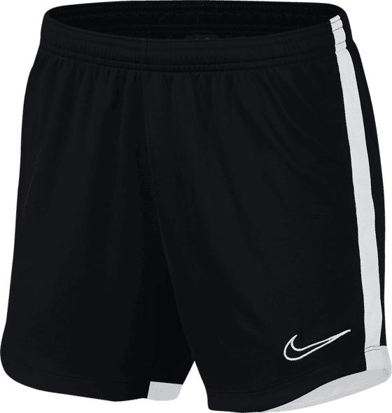 Nike W Nk Dr Academy Sh Jalkapallovaatteet BLACK/WHITE (Sizes: L)